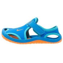 Nike Performance SUNRAY PROTECT Sandały kąpielowe photo blue/total orange/gamma blue, kup u jednego z partne
