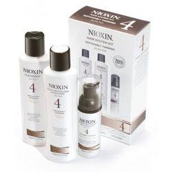Nioxin System 4 - Zestaw do włosów znacznie przerzedzonych, zniszczonych, cienkich i normalnych - szczegóły w Estyl.pl
