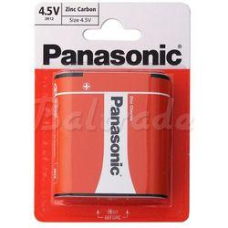 bateria cynkowo-węglowa Panasonic 3R12 - płaska (blister) - sprawdź w wybranym sklepie