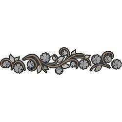 Wieszak ścienny flowers  caffelatte marki Calleadesign