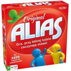 Tactic, Alias Original, gra towarzyska, kup u jednego z partnerów