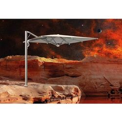 Parasol ogrodowy Astro Spacegrey 300cm x 300cm made in Italy