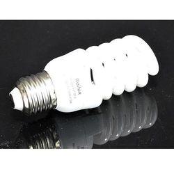 żarówka E27 świetlówka energooszczędna RLX 9W=45W - produkt z kategorii- świetlówki
