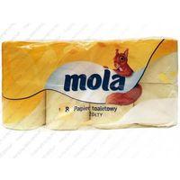 Papier toaletowy - -pap_y y marki Mola