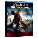 Filmostrada Wielki mur. steelbook (bd)