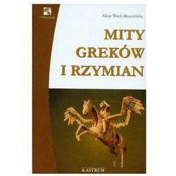 Mity Greków i Rzymian, książka z ISBN: 8372772355