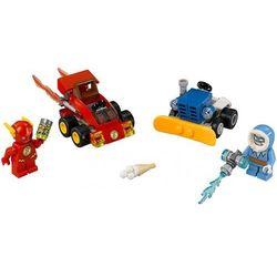 SUPER HEROES FLASH KONTRA KAPITAN COLD The Flash vs. Captain Cold 76063 marki Lego z kategorii: klocki dla dzi