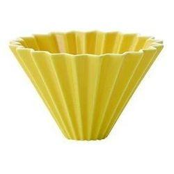 Origami dripper S - Żółty