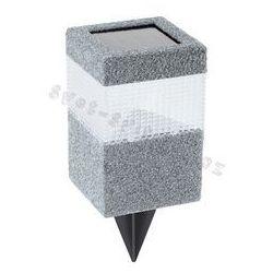 Eglo 47206 - lampa solarna 1xled/0,024w antracyt (9002759472061)