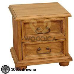 Woodica Szafka nocna hacienda [2s]
