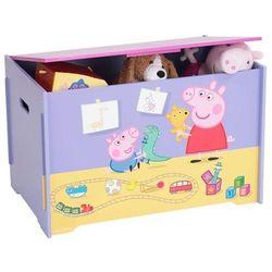 PPEPPA PIG Pojemnik Skrzynia na zabawki