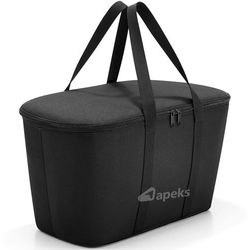 Reisenthel coolerbag black torba termoizolacyjna na zakupy - black