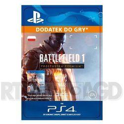 Battlefield 1 - premium pass [kod aktywacyjny] od producenta Sony