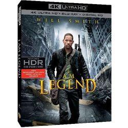 Jestem legendą (4K Ultra HD) (Blu-ray) - Francis Lawrence - produkt z kategorii- Thrillery