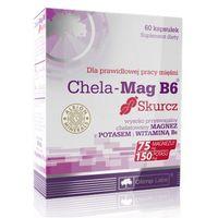 Olimp Chela-Mag B6 Skurcz 60 kaps. - kapsułki witaminy i minerały