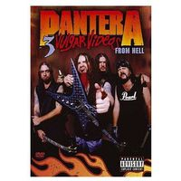 3 Vulgar Videos From Hell (DVD) - Pantera