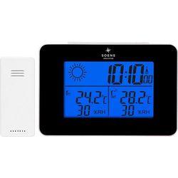 Elektroniczna stacja pogody 170605 rcc marki Biowin