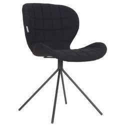 Zuiver  krzesło omg czarne 1100170