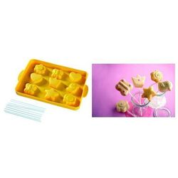 Haba  silikonowe foremki do ciastek cake pops 301155