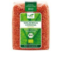 : soczewica czerwona bio - 400 g marki Bio planet