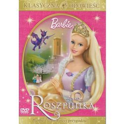 Barbie Jako Roszpunka (5900058104727)