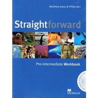 Straightforward Pre-Intermediate. Ćwiczeia Bez Klucza + CD, Macmillan