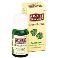 Olejek eteryczny patchoula  10 ml marki Swati