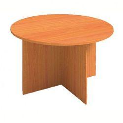 Stół konferencyjny 1200 mm, okrągły, wenge