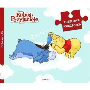 Egmont Kubuś i przyjaciele puzzlowa książeczka dobranocka - jeśli zamówisz do 14:00, wyślemy tego samego dnia. darmowa dostawa, już od 99,99 zł. (9788323768272)
