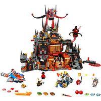 Lego NEXO KNIGHTS Wulkaniczna kryjówka jestro 70323
