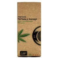 Herbata z leczniczych konopi z CBD 20g