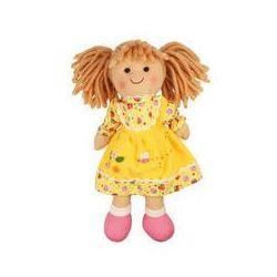 Lalka Dominika 25 cm - Bigjigs Toys Ltd ze sklepu merlin.pl