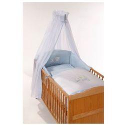 Easy Baby Zestaw pościeli Stars & Friends kolor niebieski - produkt z kategorii- Komplety pościeli dla dzieci