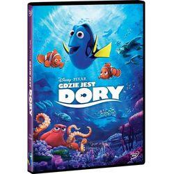 Gdzie jest Dory? DVD (film)