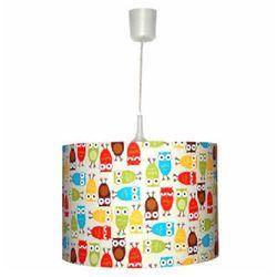 Waldi  lampa sufitowa sowy, kategoria: oświetlenie dla dzieci
