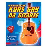 Lk avalon Multimedialny kurs gry na gitarze