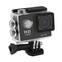 Qoltec Kamera  wodoodporna 2.0 full hd wi-fi czarna (50218) darmowy odbiór w 19 miastach!