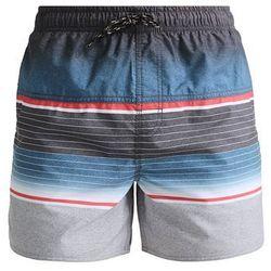 Rip Curl RAPTURES Szorty kąpielowe dark blue, materiał poliester||bawełna, niebieski