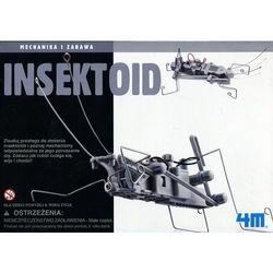 4M, zabawka interaktywna Insektoid od Smyk