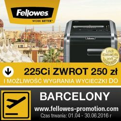 Fellowes 225Ci, kup u jednego z partnerów