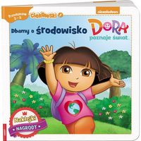 Dora poznaje świat Dbamy o środowisko STD-603 - Jeśli zamówisz do 14:00, wyślemy tego samego dnia. Darmow