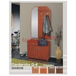 Garderoba G-4