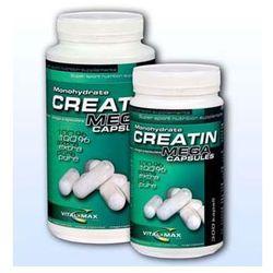 creatin mega caps - 300 kaps wyprodukowany przez Vitalmax
