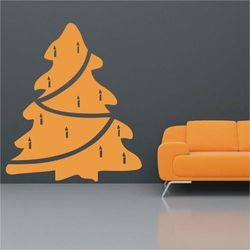 Deco-strefa – dekoracje w dobrym stylu Choinka 923 szablon malarski