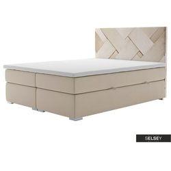 Selsey łóżko kontynentalne z pojemnikiem lestrangie