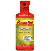 Żel energetyczny powergel original z sodem o smaku owoców tropikalnych 41g marki Powerbar