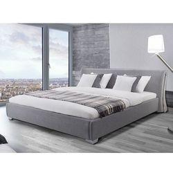 Łóżko wodne 180x200 cm - dodatki - PARIS szare