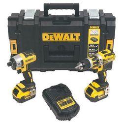 Zestaw Combo DEWALT DCK245M2-QW - 14,4 V – Drogo, znalazłeś taniej? Zadzwoń, napisz dogadamy się :) (5035048460535)