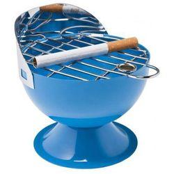 Kare Design Popielniczka Barbecue niebieska - 36061n