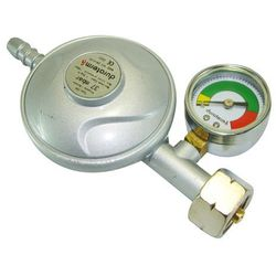 Duraterm Reduktor z manometrem do butli z gazem 37 mbar
